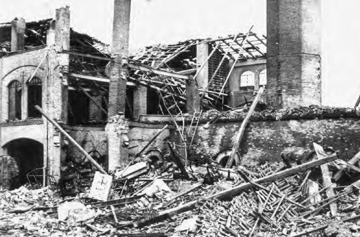 Imola ricorda le vittime del primo bombardamento del 13 maggio 1944