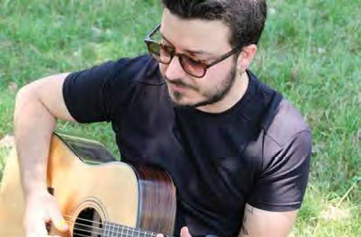 Un musicista e la sua chitarra: i «Video Quarantine» di Fabio