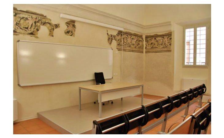 Open day virtuale per la presentazione dei corsi dell'Università a palazzo Vespignani