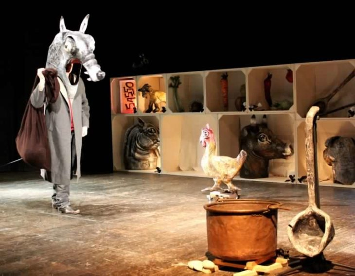Teatro ragazzi in streaming, l'idea di Legacoop Culturmedia Romagna