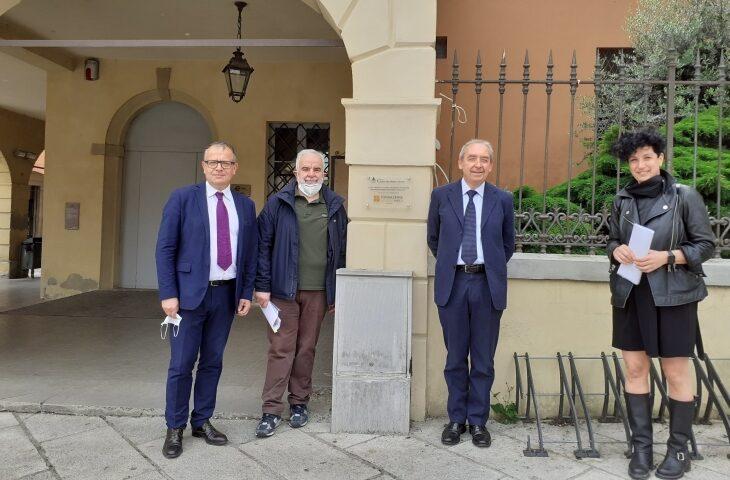 Ripartono i progetti di restauro di ex-pretura e Cassero a Castel San Pietro