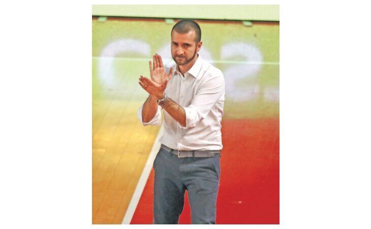 Basket, l'Andrea Costa e coach Di Paolantonio si separano