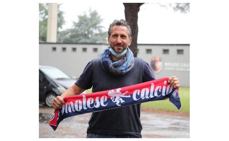 Calcio serie C, Roberto Cevoli è il nuovo tecnico dell'Imolese