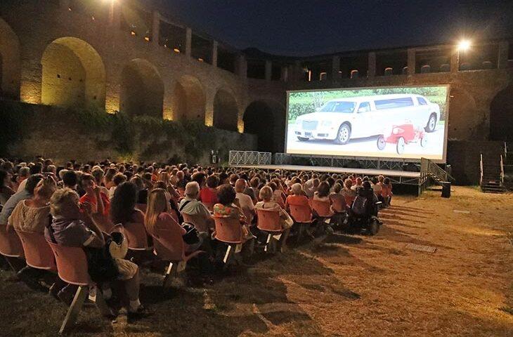Cinema alla Rocca di Imola da venerdì 26 giugno