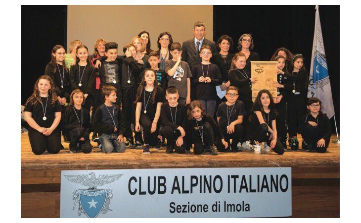 «Che montagna ragazzi!», il concorso del Cai premia l'intervista semivirtuale a Scarabelli della classe 5^ A Campanella