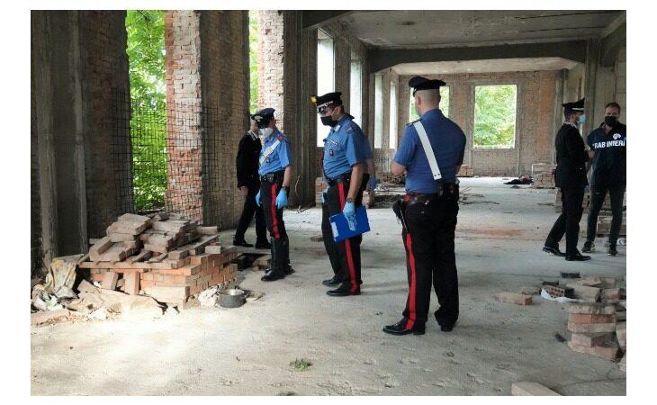 Blitz dei carabinieri nell'ex Cogne, il capitano Oxilia: «In Comune come portavoce dei residenti per risolvere la situazione»