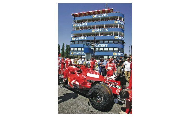 L'autodromo di Imola mantiene l'omologazione per la F.1. Gran Premio più vicino?