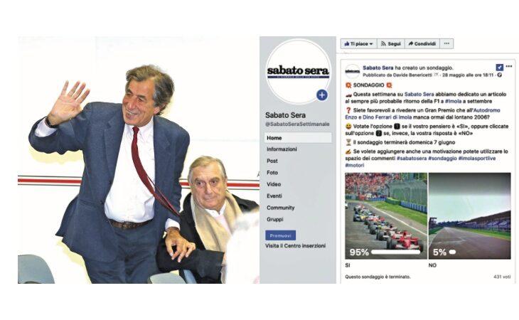 Battaglia Imola-Mugello per la F.1, per il giornalista Pino Allievi favorita la pista toscana: «Ferrari decisiva»