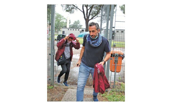 Calcio serie C, il nuovo tecnico dell'Imolese Roberto Cevoli si presenta: «Sono il terzo dell'anno, devo risolvere i problemi»