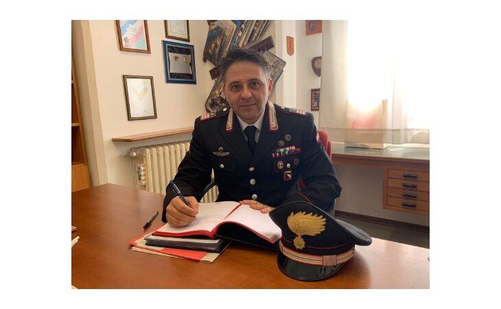 Il luogotenente Antonio Nucera è il nuovo comandante della stazione dei carabinieri di Imola
