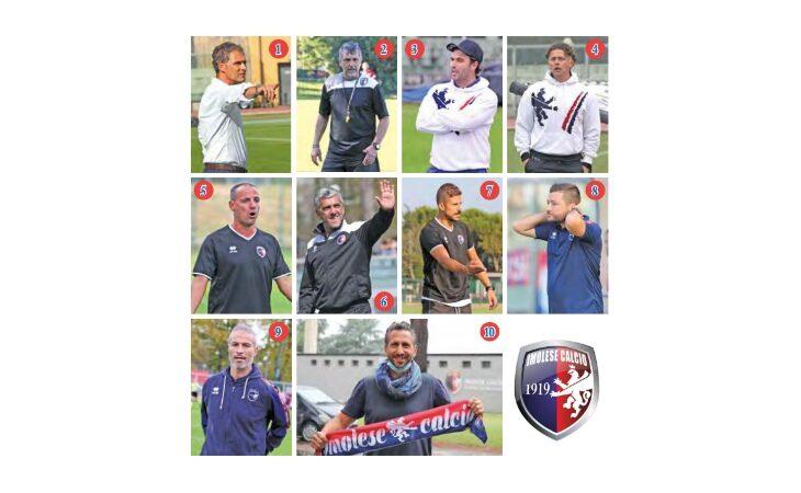 Calcio, sono già 10 gli allenatori passati all'Imolese nelle 7 stagioni dell'era Spagnoli