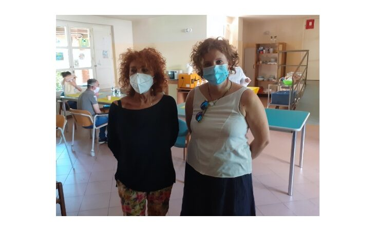 Coronavirus, riaperto in sicurezza il centro diurno disabili «Ali Blu» di Castello
