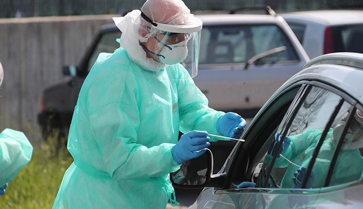 Coronavirus, solo 6 casi a Imola. A Bologna focolaio presso il corriere Bartolini, tampone per oltre 300 persone