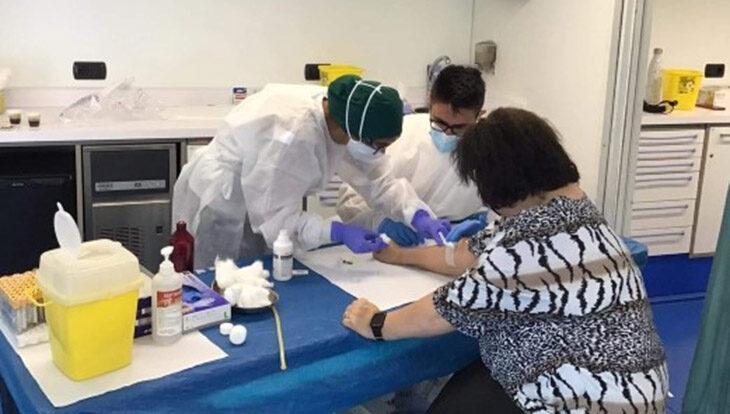 Coronavirus, a Medicina mercoledì 1 luglio al via i test sierologici voluti dalla Regione, coinvolte circa 700 persone