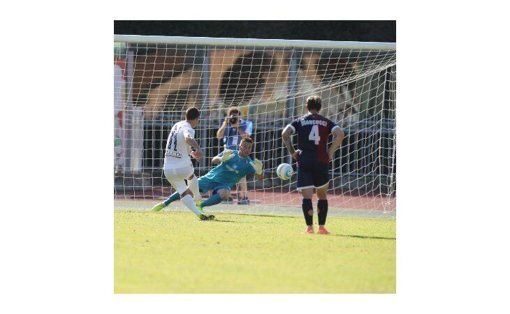 Calcio serie C, l'Imolese rischia grosso ma con l'Arzignano è  0-0 al 45'. Cronaca e pagelle del primo tempo