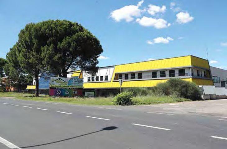 La riqualificazione di Osteria Grande parte dai capannoni ex Malaguti