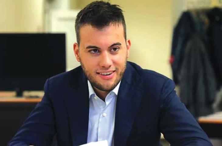 Marco Panieri ha iniziato la campagna elettorale: «Un progetto per Imola, torniamo a correre»