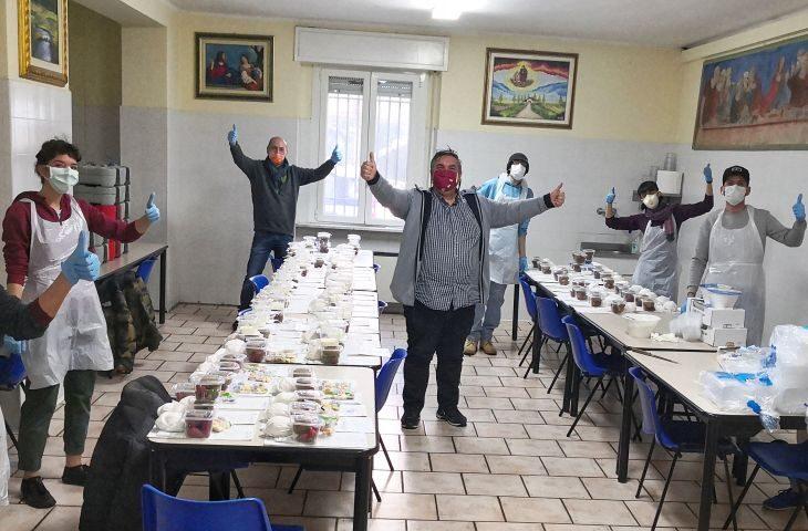 Hera dona oltre 38.000 pasti alla Caritas. In via di definizione un progetto a Imola