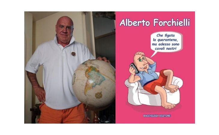 Alberto Forchielli presenta il libro sul lockdown pubblicato da Bacchilega Editore