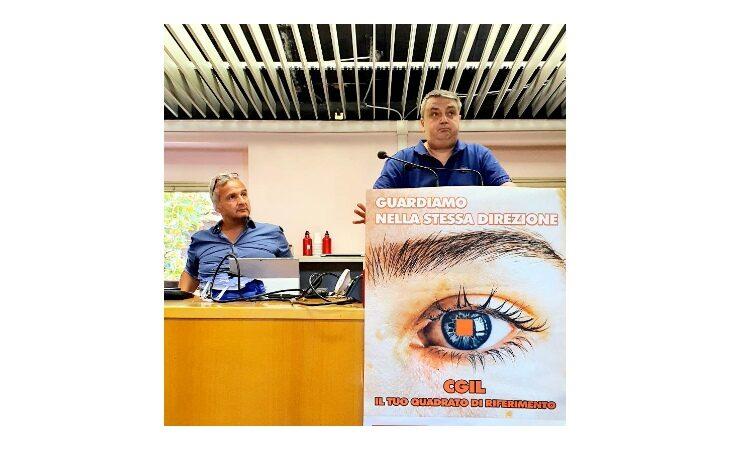 Maurizio Serra è il nuovo segretario generale della Fp Cgil Imola