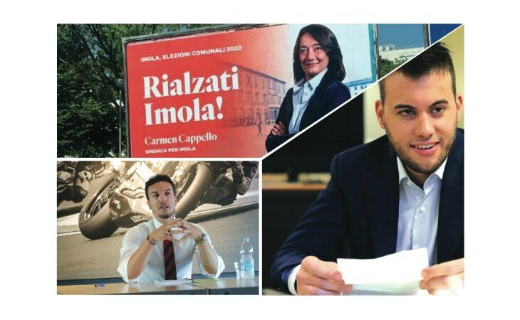 Elezioni comunali a Imola, i candidati e i… non