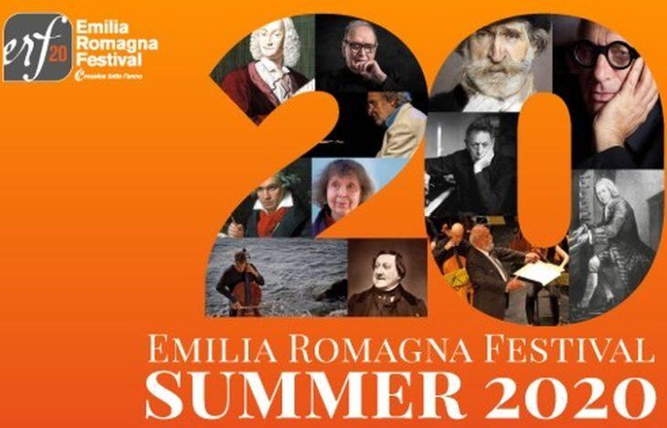 Emilia Romagna Festival festeggia 20 anni di musica