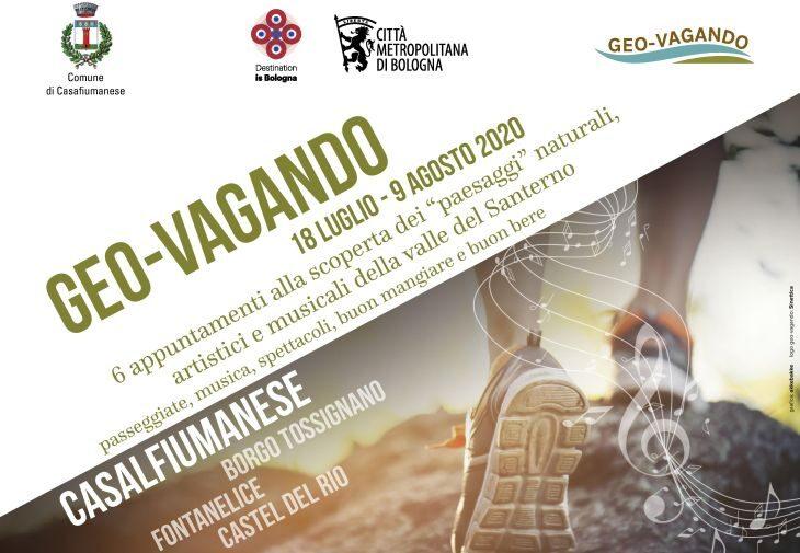 «Geovagando» alla scoperta dei paesaggi naturali, artistici e musicali della valle del Santerno