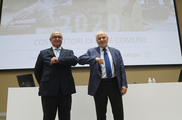 Daniele Ravaglia nuovo presidente di Confcooperative Bologna