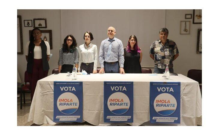 Elezioni comunali Imola, la lista civica «Imola Riparte» si presenta. Appoggerà la candidata sindaco Carmen Cappello