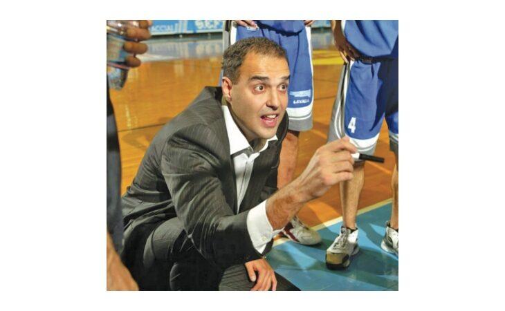 Basket, Paolo Moretti è il nuovo tecnico dell'Andrea Costa