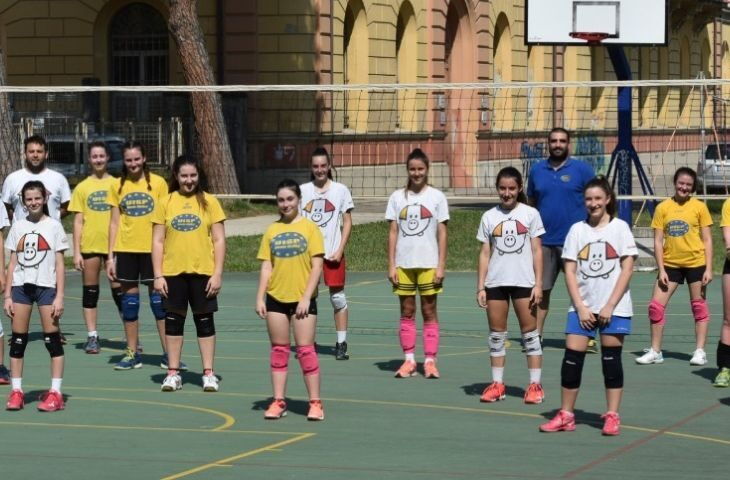 SportUp e Csi Clai under 15 uniscono le forze: nasce la New Team