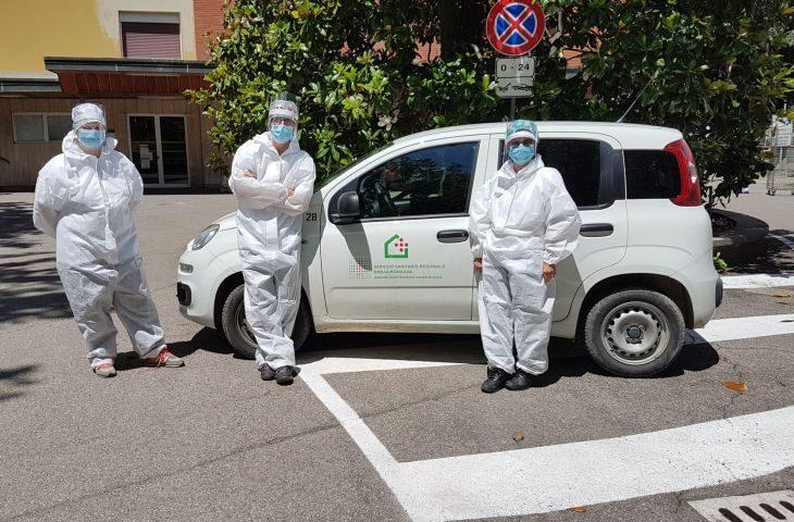 L'infermiera Anna Neretti racconta il lavoro delle Usca contro il Coronavirus