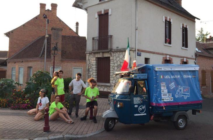 Al via domani da Castel Guelfo il viaggio estivo di Radioimmaginaria