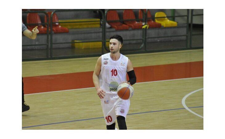 Basket, Alessandro Banchi è un nuovo giocatore dell'Andrea Costa