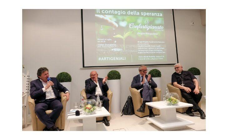 A Imola il convegno di Confartigianato Bologna: «Scommettere sui giovani per ripartire»