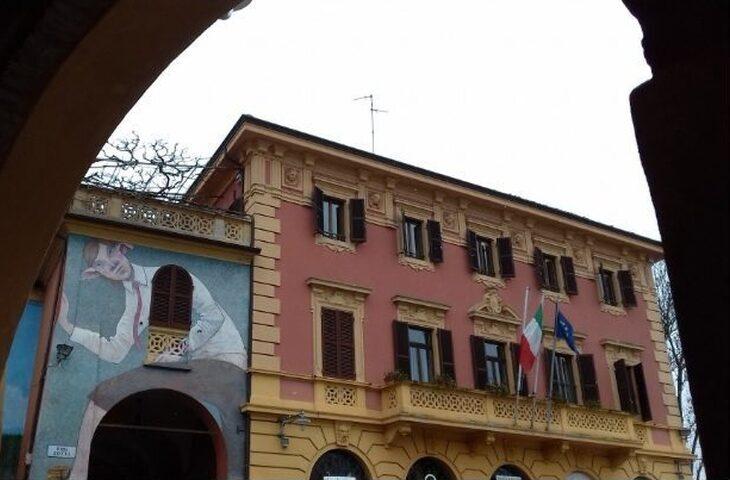 Il borgo di Dozza inserito nel progetto Lamborghini «With Italy, for Italy»