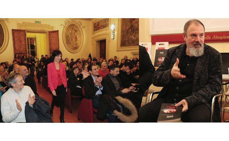 Questa sera ritorna il concorso letterario «Turno di Notte» con l'incipit di Lucarelli
