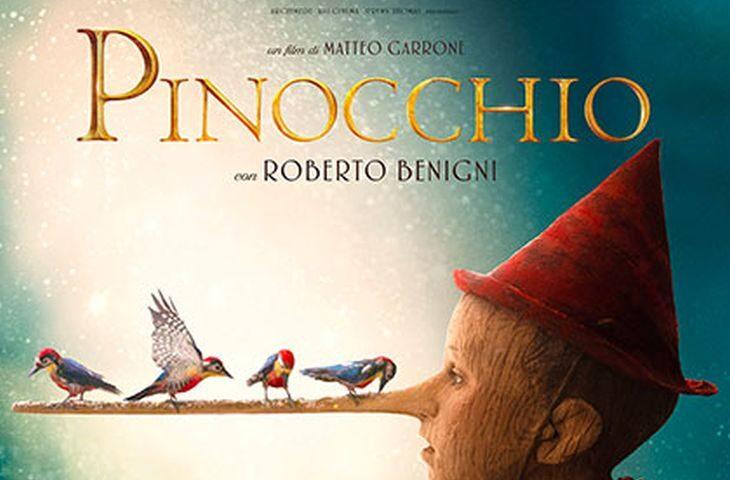 Anche «Pinocchio», con Maria Pia Timo ed Enzo Vetrano, nella sesta settimana di «Rocca cinema Imola»