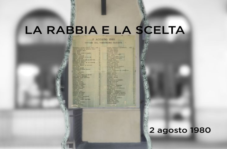 Libera e Officina immaginata ricordano le vittime del 2 agosto 1980