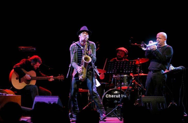 «Zorro» ha un suono jazz con il Tinissima Quartet