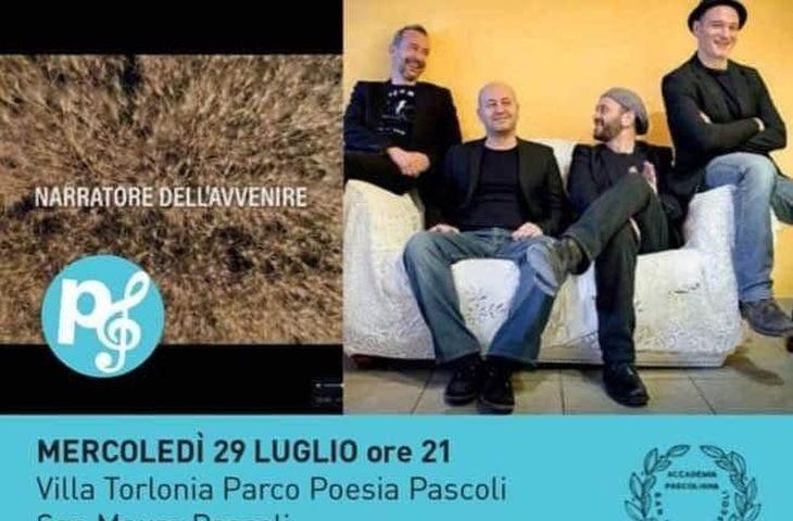Il regista imolese Mauro Bartoli presenta il documentario su Giovanni Pascoli a Villa Torlonia