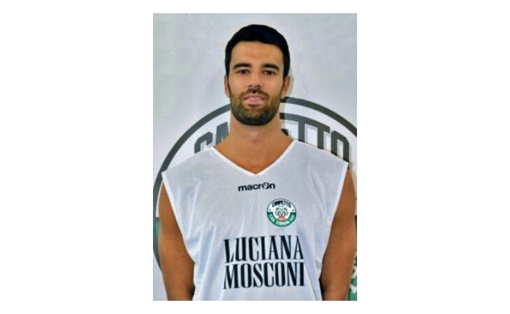 Basket serie B, l'Andrea Costa si regala il centro Francesco Quaglia