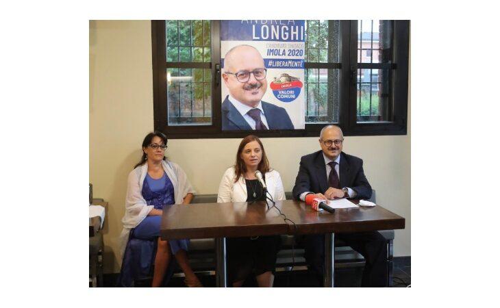 Elezioni comunali a Imola, depositata in Comune la lista «Imola Valori Comuni» del candidato Andrea Longhi