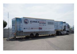 Coronavirus, sulle spiagge dell'Emilia-Romagna arriva la clinica mobile per i test sierologici ai turisti