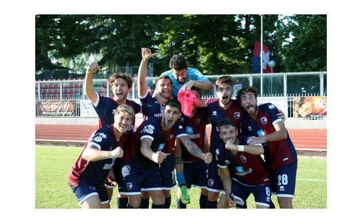 Calcio, l'Imolese è ufficialmente iscritta al prossimo campionato di serie C