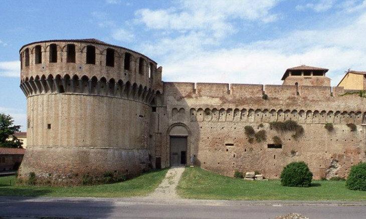 «Musei più aperti» nell'estate imolese, ad agosto tre appuntamenti con la Rocca al tramonto
