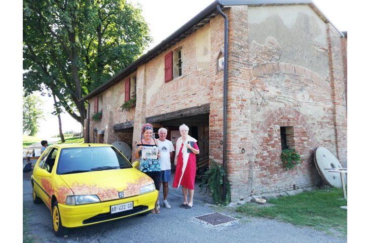 Fiammetta Tour, al via il viaggio on the road di Cinzia Neri Ravaglia