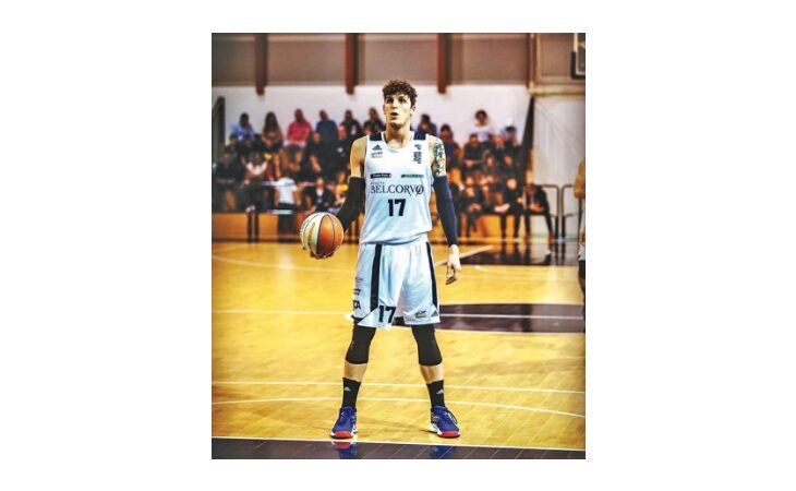 Basket serie B, il ritorno all'Andrea Costa dell'imolese Jacopo Preti: «Ora mi sento un leader, vorrei essere il capitano»