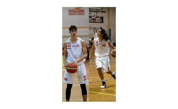 Basket serie B, oggi l'Andrea Costa si presenta a stampa e tifosi. Nel roster anche Alessandro Alberti e Luca Fazzi