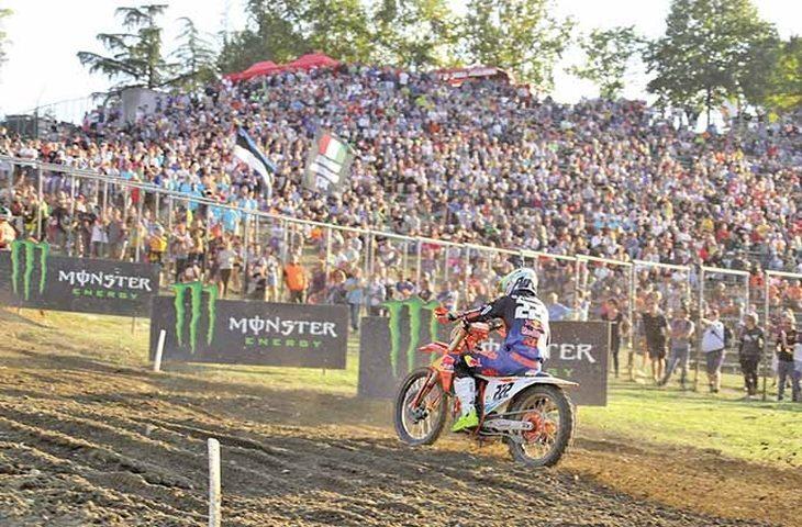 Mondiale Motocross, anticipato l'MXGP dell'Emilia-Romagna ai Monti Coralli di Faenza